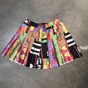 🔻SOLD🔻Vintage satin skirt